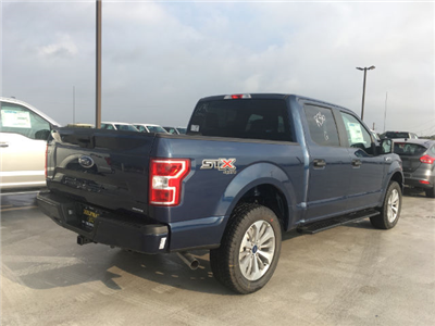 2018 F-150 SuperCrew Cab 4x4,  Pickup #VQ142 - photo 2