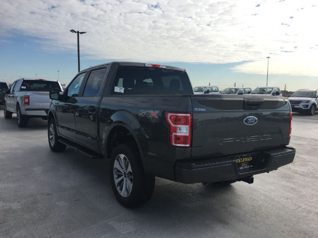 2018 F-150 Crew Cab 4x4, Pickup #VQ159 - photo 5