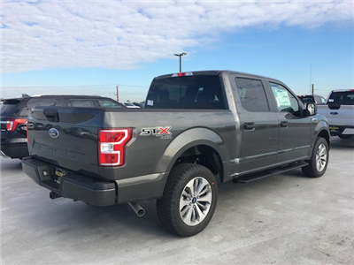 2018 F-150 Crew Cab 4x4, Pickup #VQ159 - photo 2