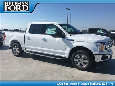 2018 F-150 Crew Cab, Pickup #VQ171 - photo 1