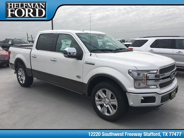 2018 F-150 Crew Cab, Pickup #VQ174 - photo 1