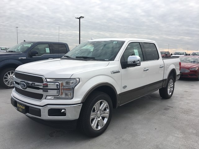 2018 F-150 Crew Cab, Pickup #VQ174 - photo 4