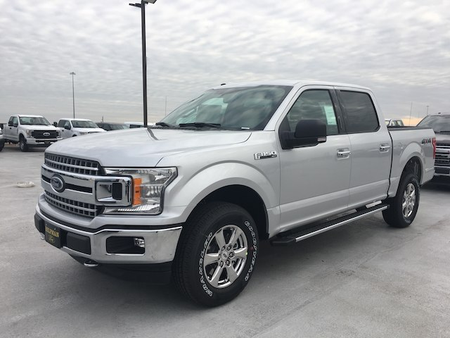 2018 F-150 Crew Cab 4x4, Pickup #VQ179 - photo 4