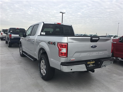 2018 F-150 Crew Cab 4x4, Pickup #VQ179 - photo 6
