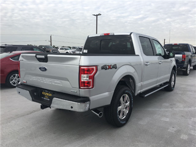 2018 F-150 Crew Cab 4x4, Pickup #VQ179 - photo 2