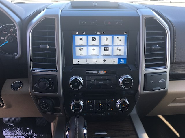 2018 F-150 SuperCrew Cab 4x4,  Pickup #VQ185 - photo 10