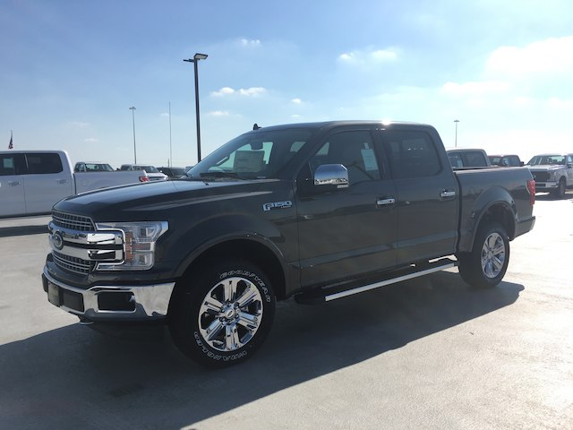 2018 F-150 SuperCrew Cab 4x4,  Pickup #VQ185 - photo 3