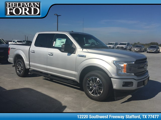 2018 F-150 Crew Cab, Pickup #VQ198 - photo 1