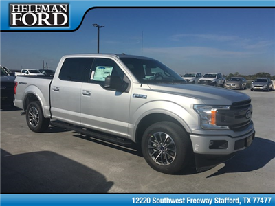 2018 F-150 SuperCrew Cab, Pickup #VQ198 - photo 1