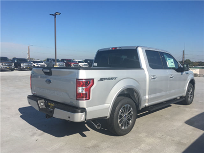 2018 F-150 SuperCrew Cab, Pickup #VQ198 - photo 2