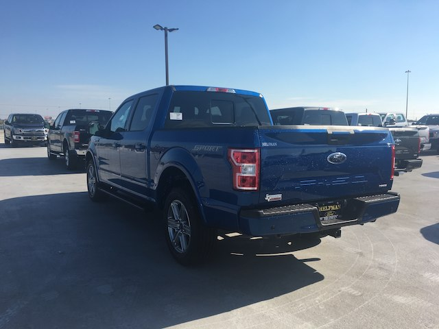 2018 F-150 Crew Cab, Pickup #VQ199 - photo 3