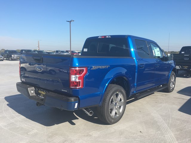 2018 F-150 Crew Cab, Pickup #VQ199 - photo 2