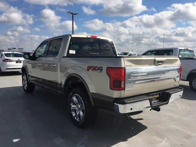 2018 F-150 SuperCrew Cab 4x4,  Pickup #VQ201 - photo 5