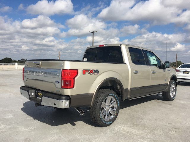2018 F-150 SuperCrew Cab 4x4,  Pickup #VQ201 - photo 2
