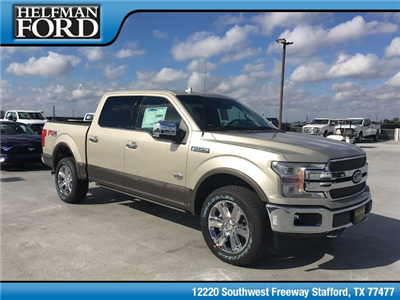 2018 F-150 SuperCrew Cab 4x4,  Pickup #VQ201 - photo 1