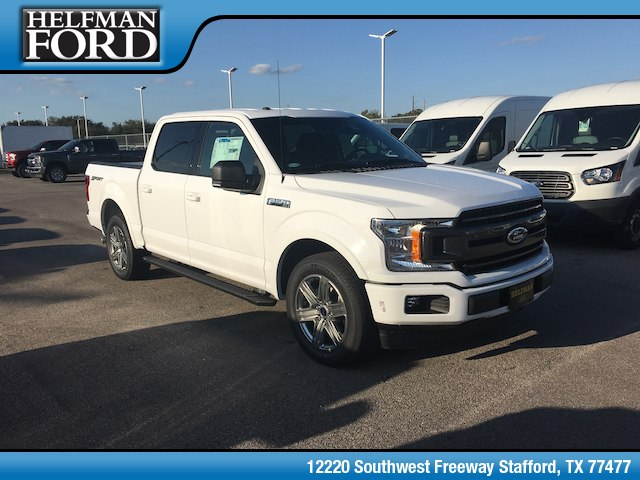 2018 F-150 SuperCrew Cab, Pickup #VQ208 - photo 1