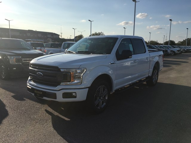 2018 F-150 SuperCrew Cab 4x2,  Pickup #VQ208 - photo 3