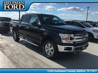 2018 F-150 SuperCrew Cab 4x4,  Pickup #VQ219 - photo 1