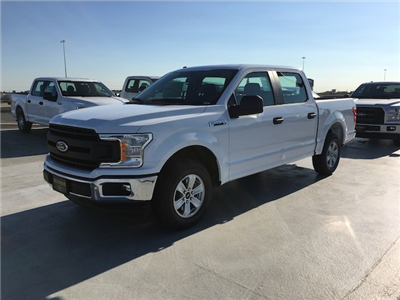 2018 F-150 Crew Cab, Pickup #VQ224 - photo 3