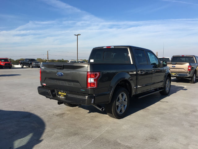 2018 F-150 SuperCrew Cab, Pickup #VQ226 - photo 2