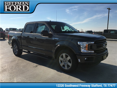 2018 F-150 SuperCrew Cab, Pickup #VQ226 - photo 1