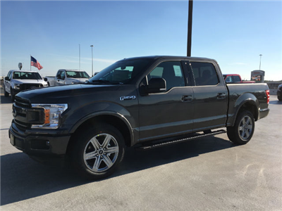 2018 F-150 Crew Cab, Pickup #VQ226 - photo 3