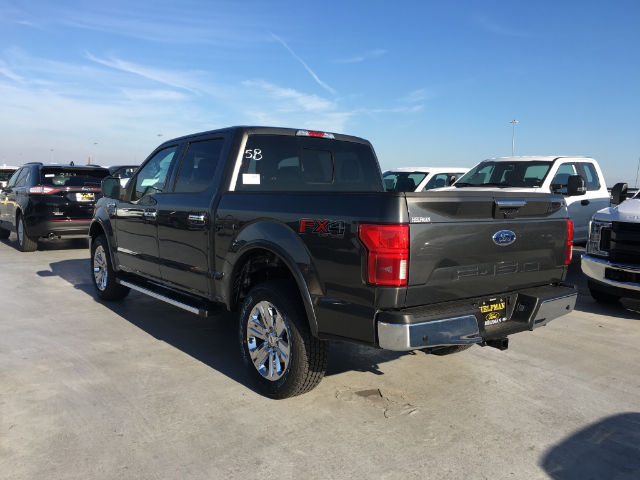 2018 F-150 Crew Cab 4x4, Pickup #VQ242 - photo 5
