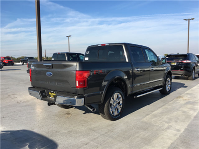 2018 F-150 Crew Cab 4x4, Pickup #VQ242 - photo 2