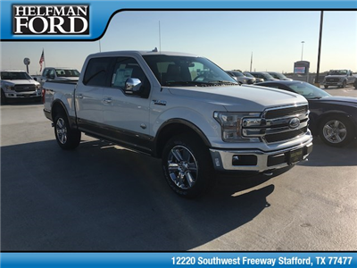 2018 F-150 Crew Cab 4x4, Pickup #VQ247 - photo 1