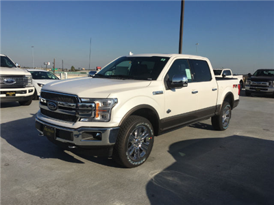 2018 F-150 Crew Cab 4x4, Pickup #VQ247 - photo 4