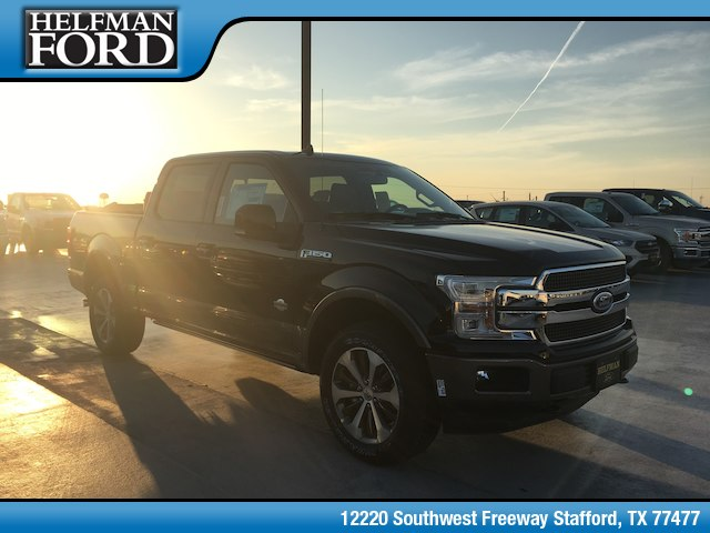 2018 F-150 SuperCrew Cab 4x4,  Pickup #VQ248 - photo 1