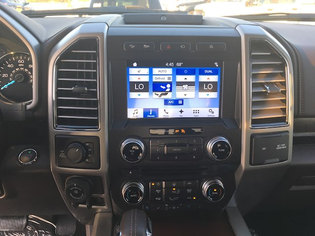 2018 F-150 SuperCrew Cab 4x4,  Pickup #VQ248 - photo 10