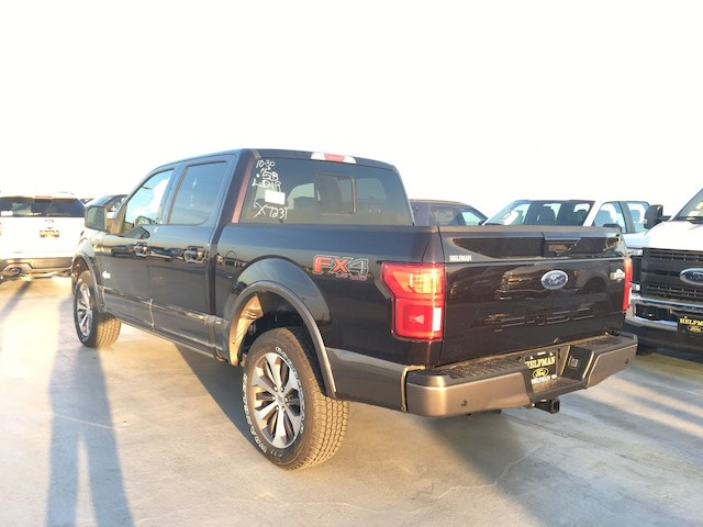 2018 F-150 SuperCrew Cab 4x4,  Pickup #VQ248 - photo 5
