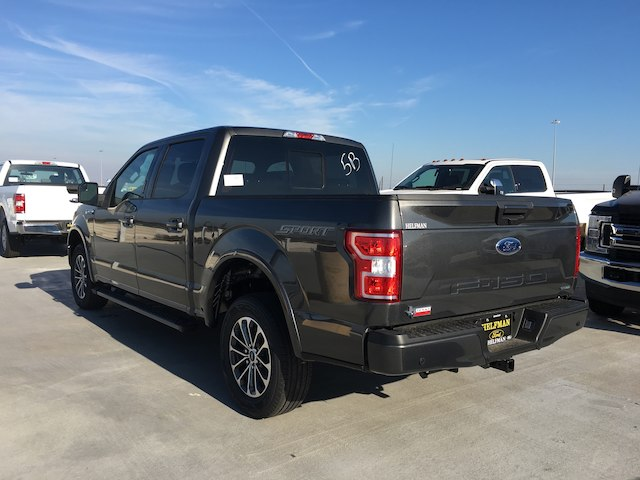 2018 F-150 SuperCrew Cab 4x2,  Pickup #VQ254 - photo 5