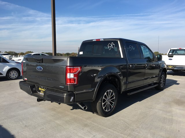 2018 F-150 SuperCrew Cab 4x2,  Pickup #VQ254 - photo 2