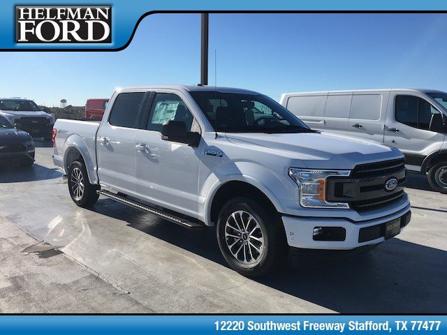 2018 F-150 SuperCrew Cab, Pickup #VQ272 - photo 1