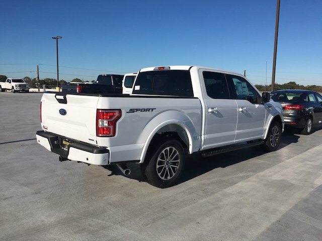 2018 F-150 SuperCrew Cab, Pickup #VQ272 - photo 2