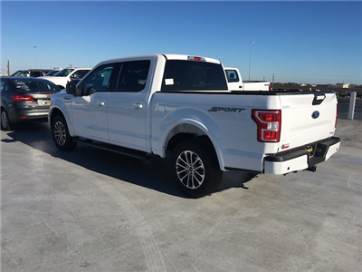 2018 F-150 SuperCrew Cab, Pickup #VQ272 - photo 5