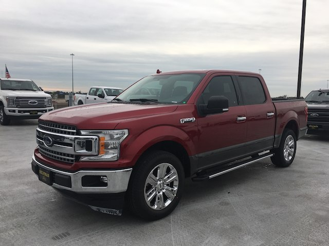 2018 F-150 SuperCrew Cab 4x2,  Pickup #VQ290 - photo 3