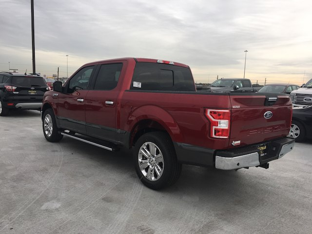 2018 F-150 SuperCrew Cab 4x2,  Pickup #VQ290 - photo 5