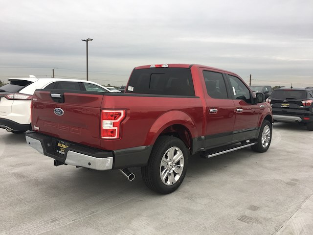 2018 F-150 SuperCrew Cab 4x2,  Pickup #VQ290 - photo 2