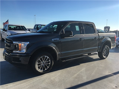 2018 F-150 SuperCrew Cab, Pickup #VQ297 - photo 3