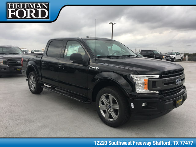 2018 F-150 SuperCrew Cab 4x2,  Pickup #VQ301 - photo 1