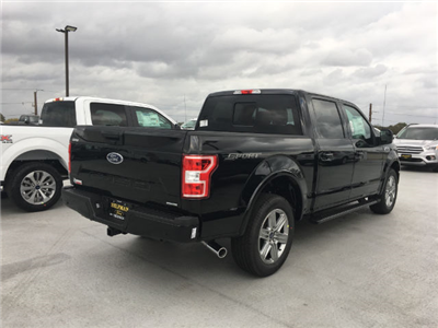 2018 F-150 SuperCrew Cab 4x2,  Pickup #VQ301 - photo 2