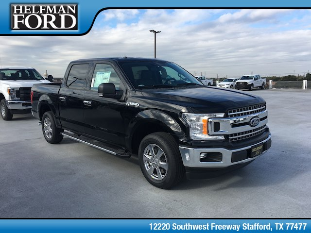 2018 F-150 SuperCrew Cab 4x2,  Pickup #VQ330 - photo 1