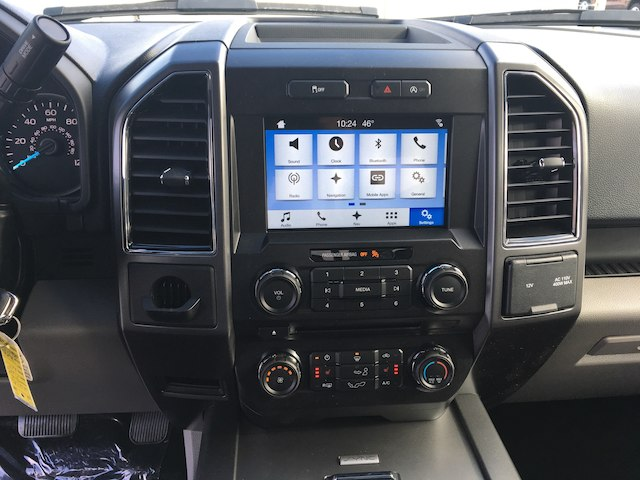 2018 F-150 SuperCrew Cab 4x2,  Pickup #VQ330 - photo 10
