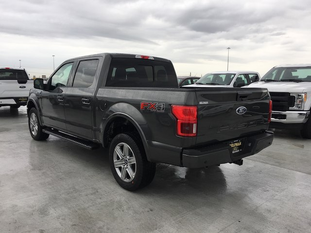 2018 F-150 SuperCrew Cab 4x4,  Pickup #VQ342 - photo 5