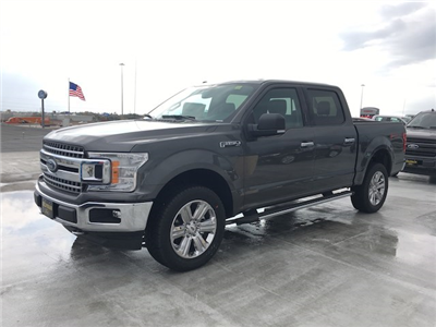 2018 F-150 SuperCrew Cab 4x4, Pickup #VQ352 - photo 3