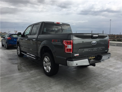 2018 F-150 SuperCrew Cab 4x4, Pickup #VQ352 - photo 5