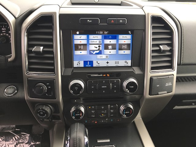 2018 F-150 SuperCrew Cab 4x2,  Pickup #VQ356 - photo 11